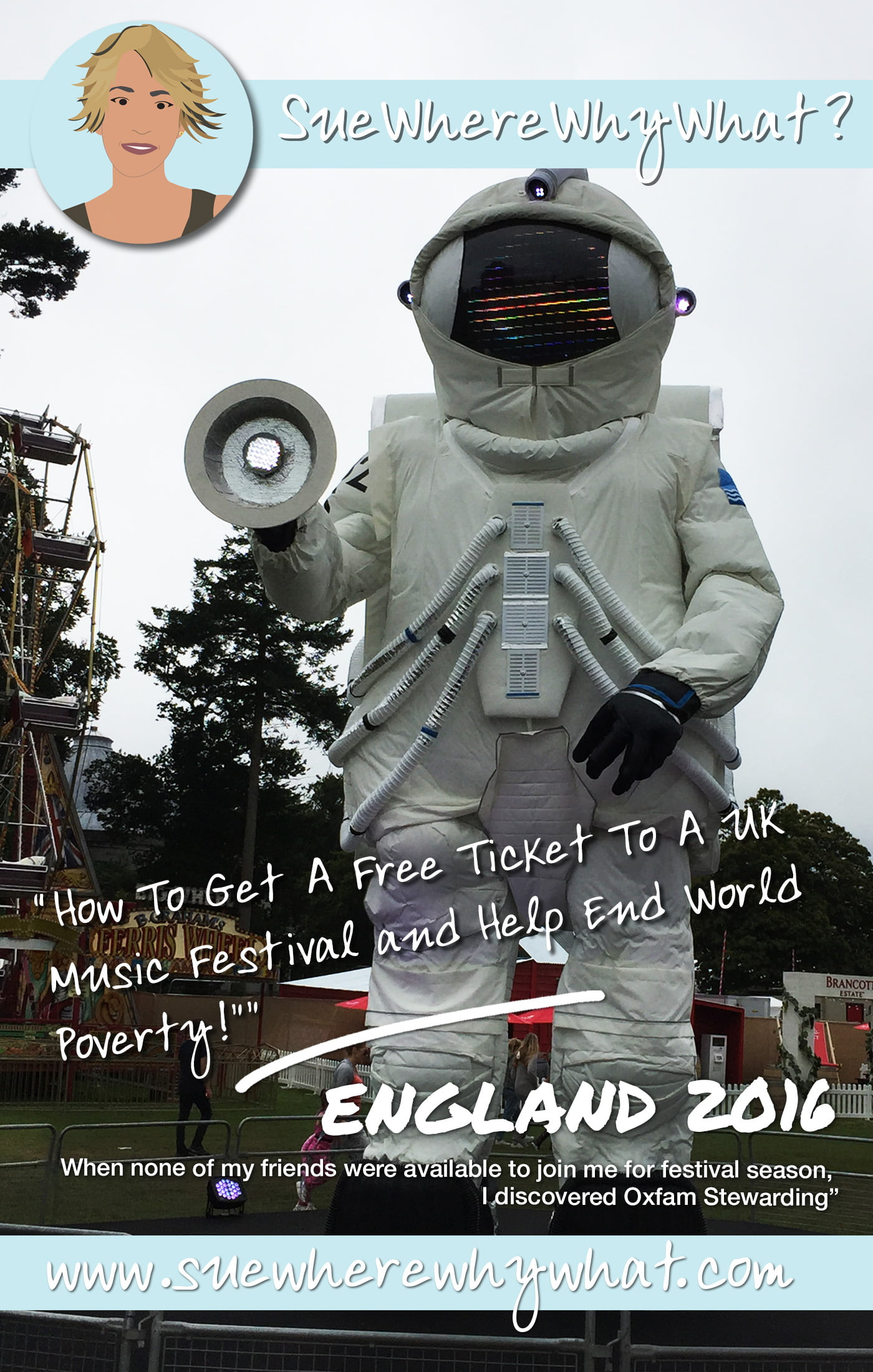 How To Get A Free Ticket To A UK Music Festival and Help End World Poverty