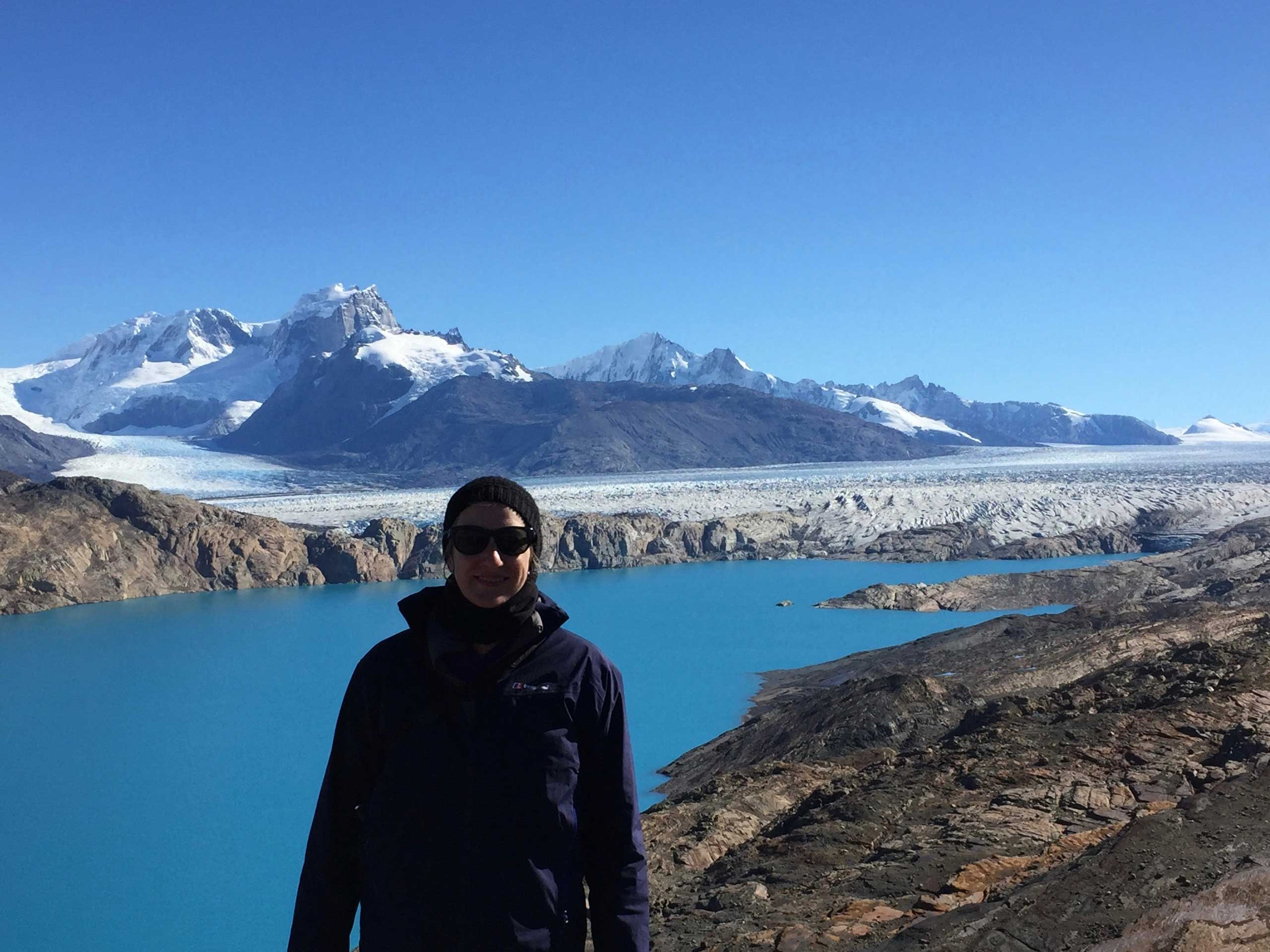 Patagonia Glaciers Title Pic