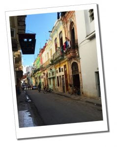 Life List - My First 12 Months (2016), Back streets of Havana, Cuba