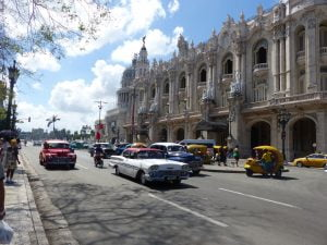 The Opera House Havana, Cuba