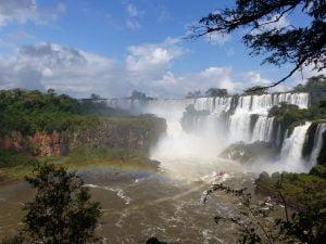 Iguazu Falls, Argentina side