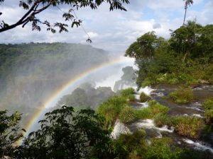Upper Circuit, Iguazu Falls, Argentina