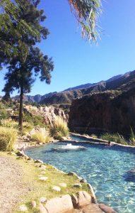 Termas Cacheuta, Mendoza