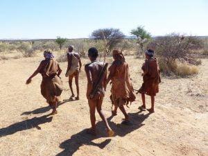 San Bushmen, Namibia
