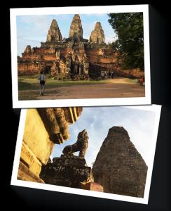 Ta Prohm and Bo Rep Temple, Cambodia