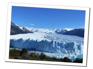 Glacier at Perito Moreno, Patagonia, Argentina