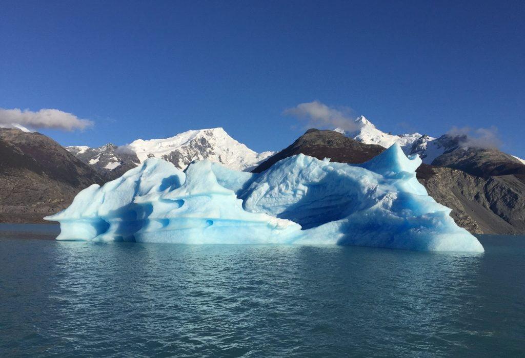 Upsala Glacier, Patagonia, Argentina