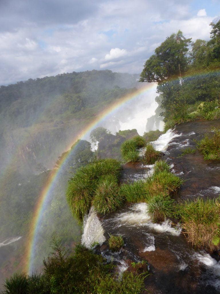 Iguazu Falls, upper circuit, Argentina