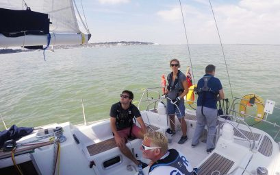 SWWW Sailing Solent Title Picture