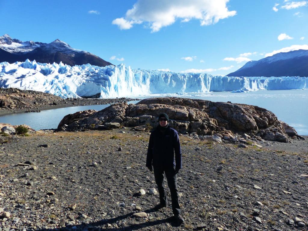 SueWhereWhyWhat Perito Moreno Glacier, Patagonia, Argentina.