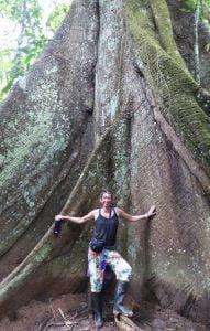 Amazon Rainforest Warrior, Peru