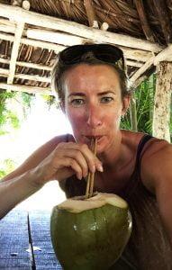 Rum cocktail - Vinales, Cuba