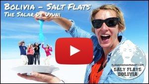 Bolivia, The Salar De Uyuni Salt Flats - Bolivia, South America