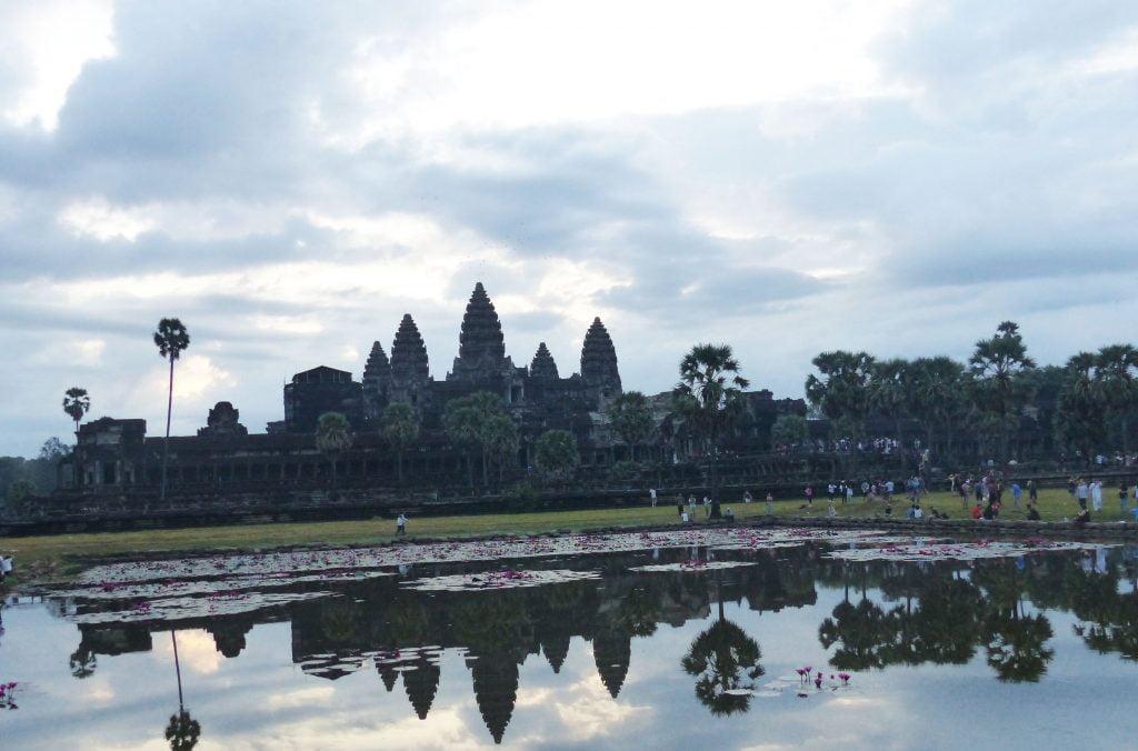 Angkor-Wat, Cambodia, Siem Reap