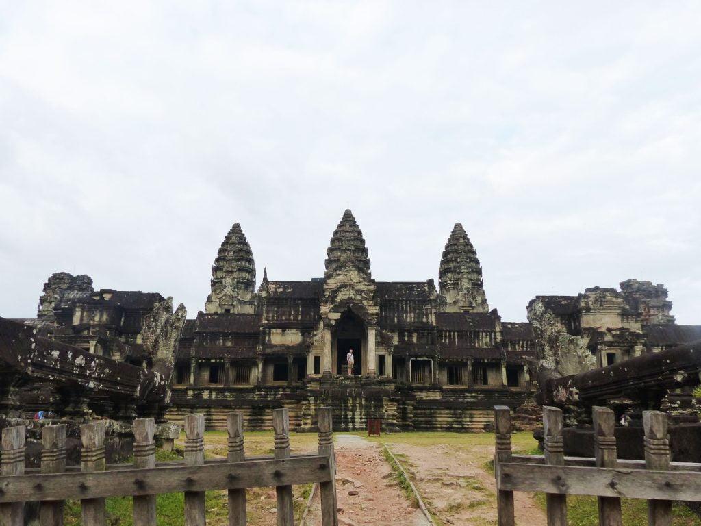 Angkor-Wat, Cambodia