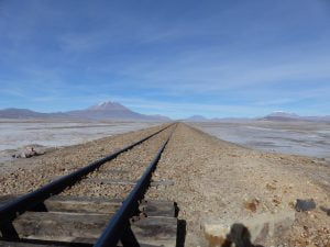 The Train to Chile, Bolivia