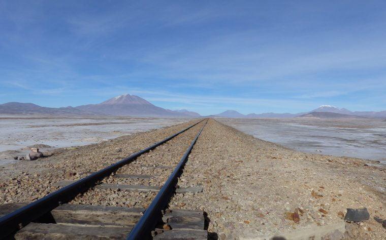 The Train to Chile, Bolivia