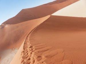 Big Daddy Dune, Sossusvlei, Namibia, Africa