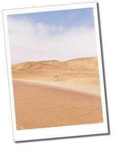Mile upon mile of Namib Desert