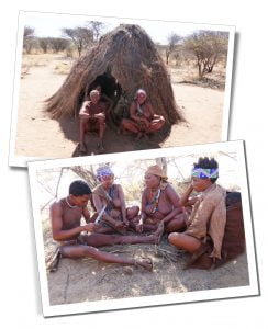 The San Tribe, N/a'ankuse Wildlife Sanctuary, Windhoek, Namibia