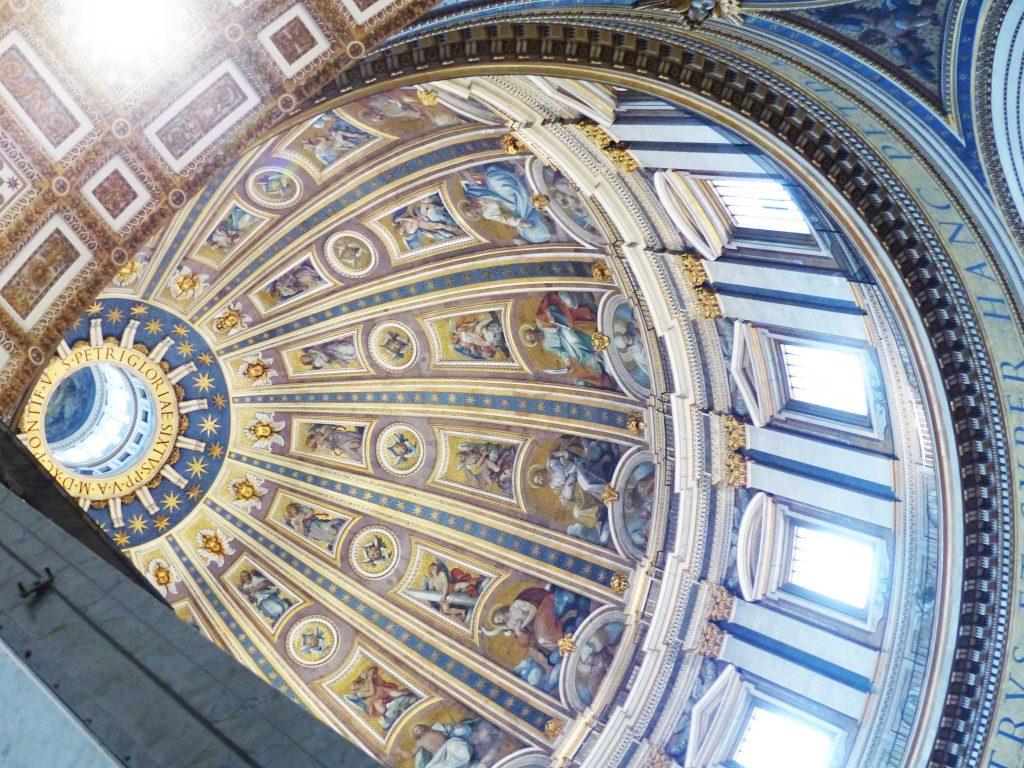 St.Peters Basilica, Vatican City, Italy