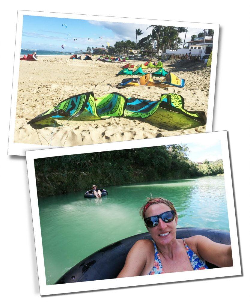 Cabarete, Dominican Republic, a windsurfers paradise