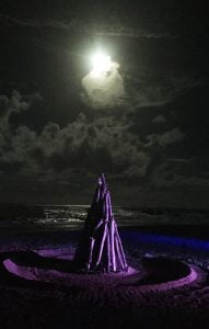 Super Moon, Cabarete, Dominican Republic