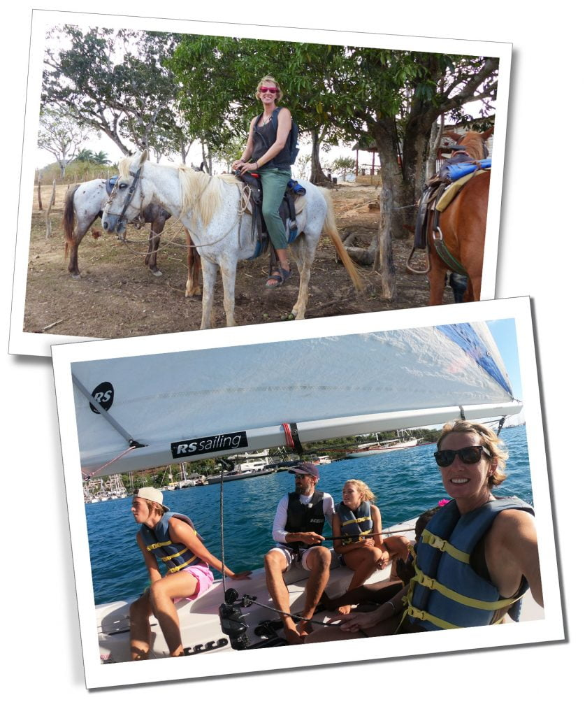 SueWhereWhyWhat Horse Riding & Sailing in the Caribbean