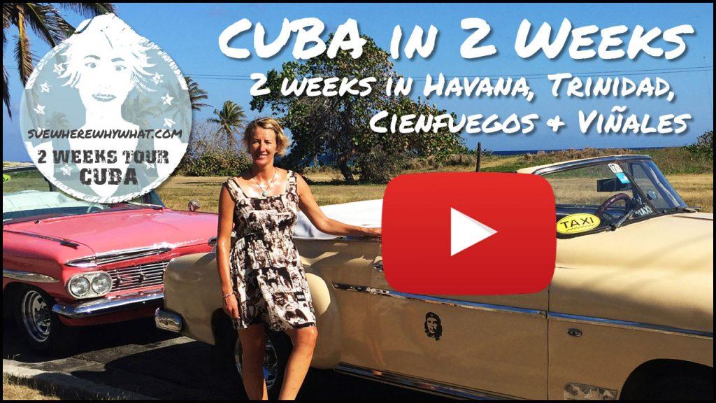 Cuba - 2 weeks in Havana, Trinidad, Cienfuegos & Viñales - Central America & Caribbean