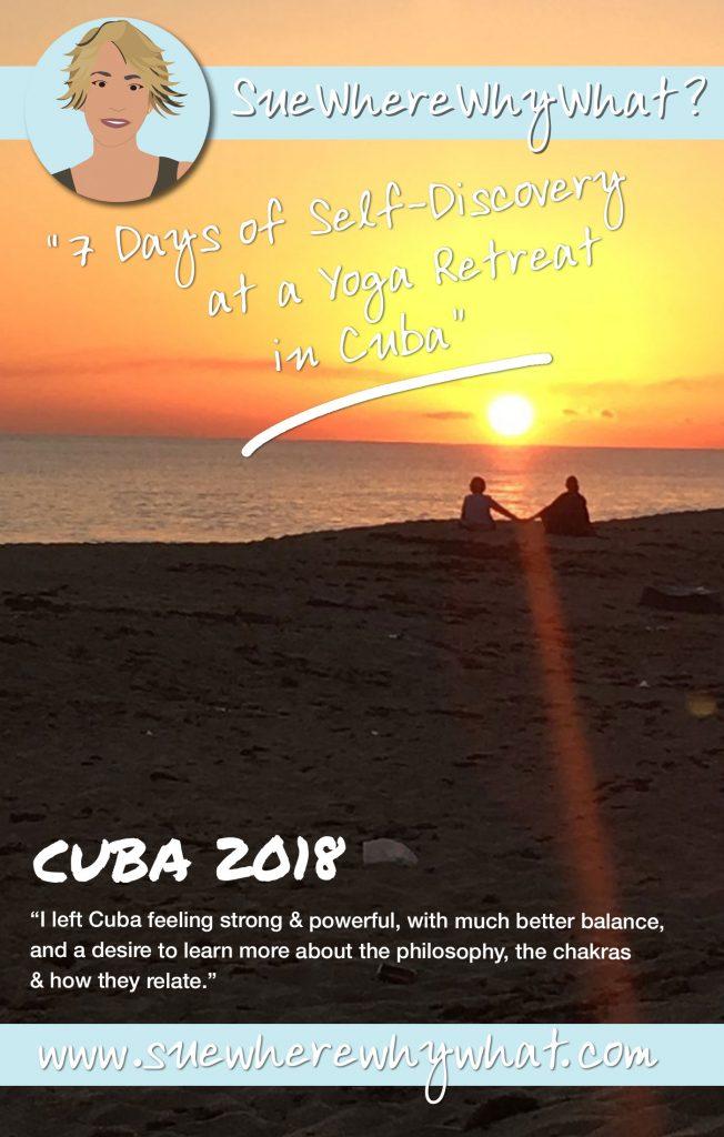 Sunset on a Cuban Beach