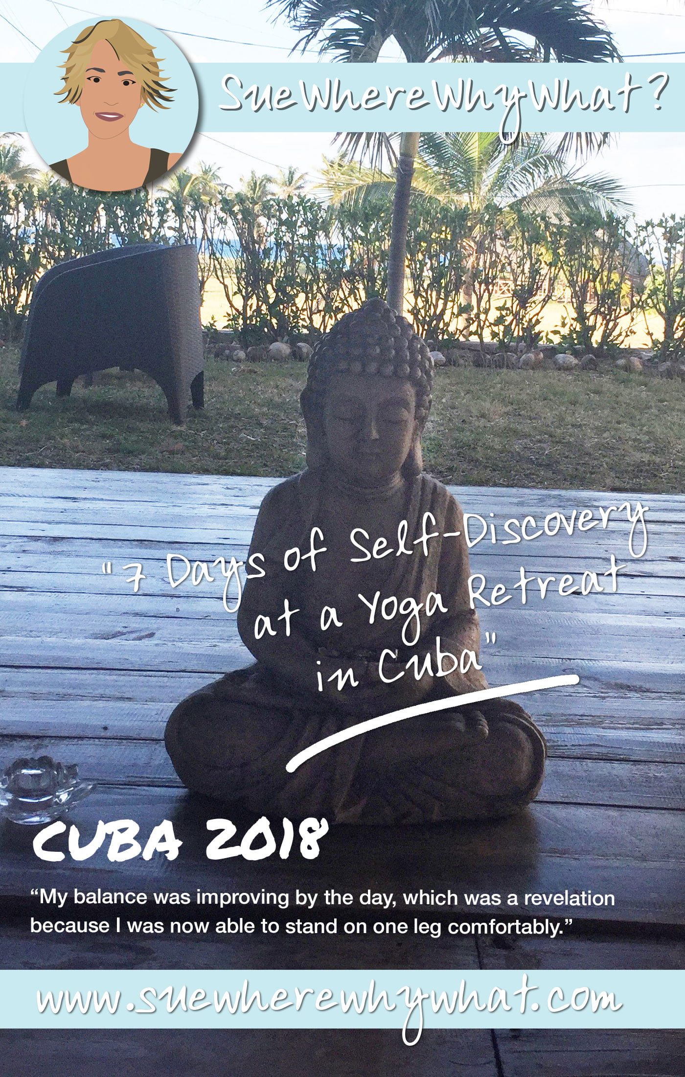 7 Days of Self-Discovery at a Yoga Retreat in Cuba (Part 2)