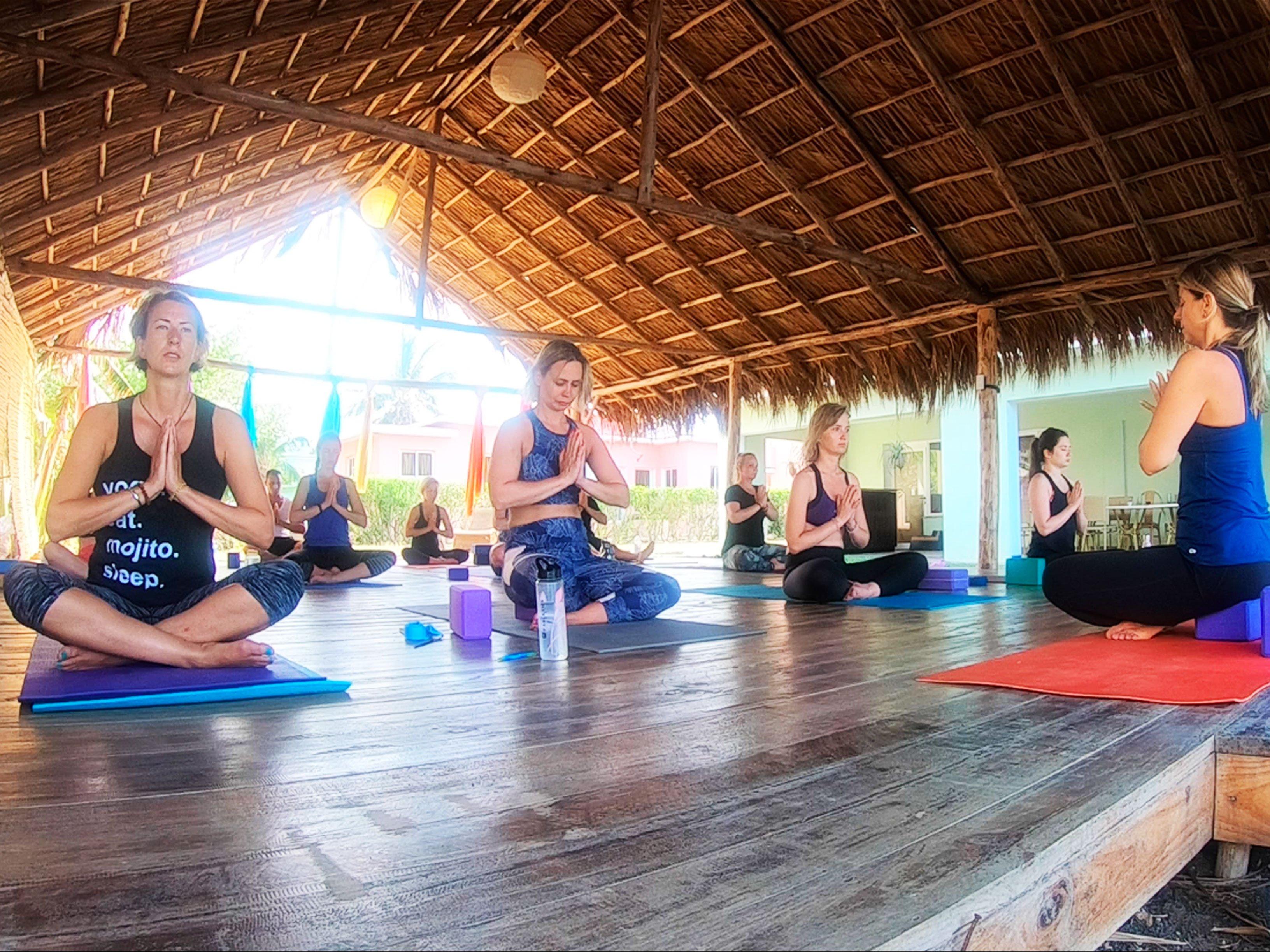 Yoga, retreat insider, Viñales, Cuba