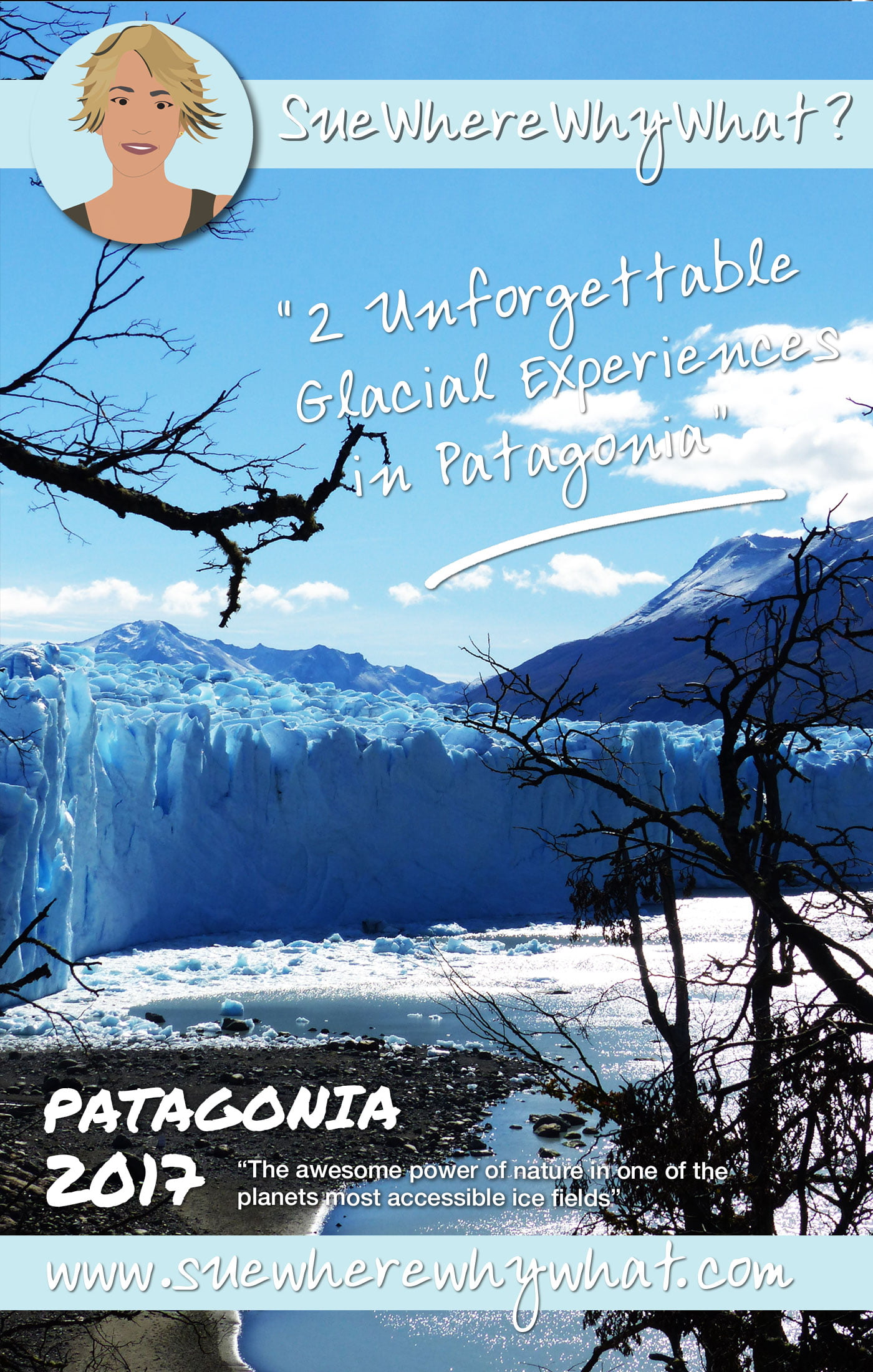 2 Unforgettable Glacial Experiences in Patagonia