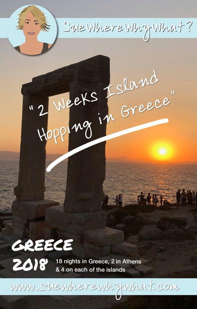 Naxos, Sunset, Greek Islands