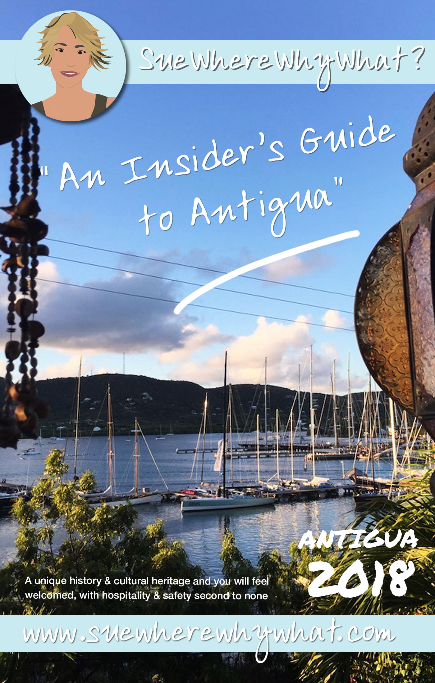 An Insider\'s Guide to Antigua And Barbuda in the Caribbean. Includes Things To Do In the Islands, St Johns, Best Places to sample the Food, Beach, Resorts & Culture from someone who grew up on the Island of Antigua - https://www.suewherewhywhat.com/an-insiders-guide-to-antigua