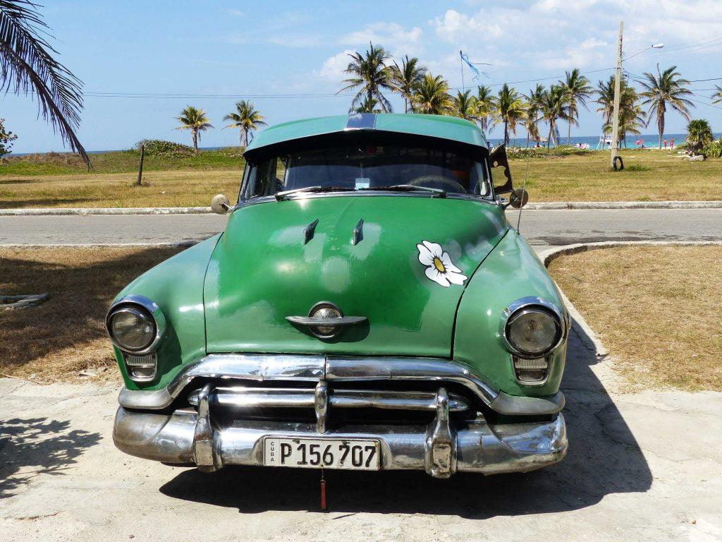 Classic Car, Tarara, Cuba
