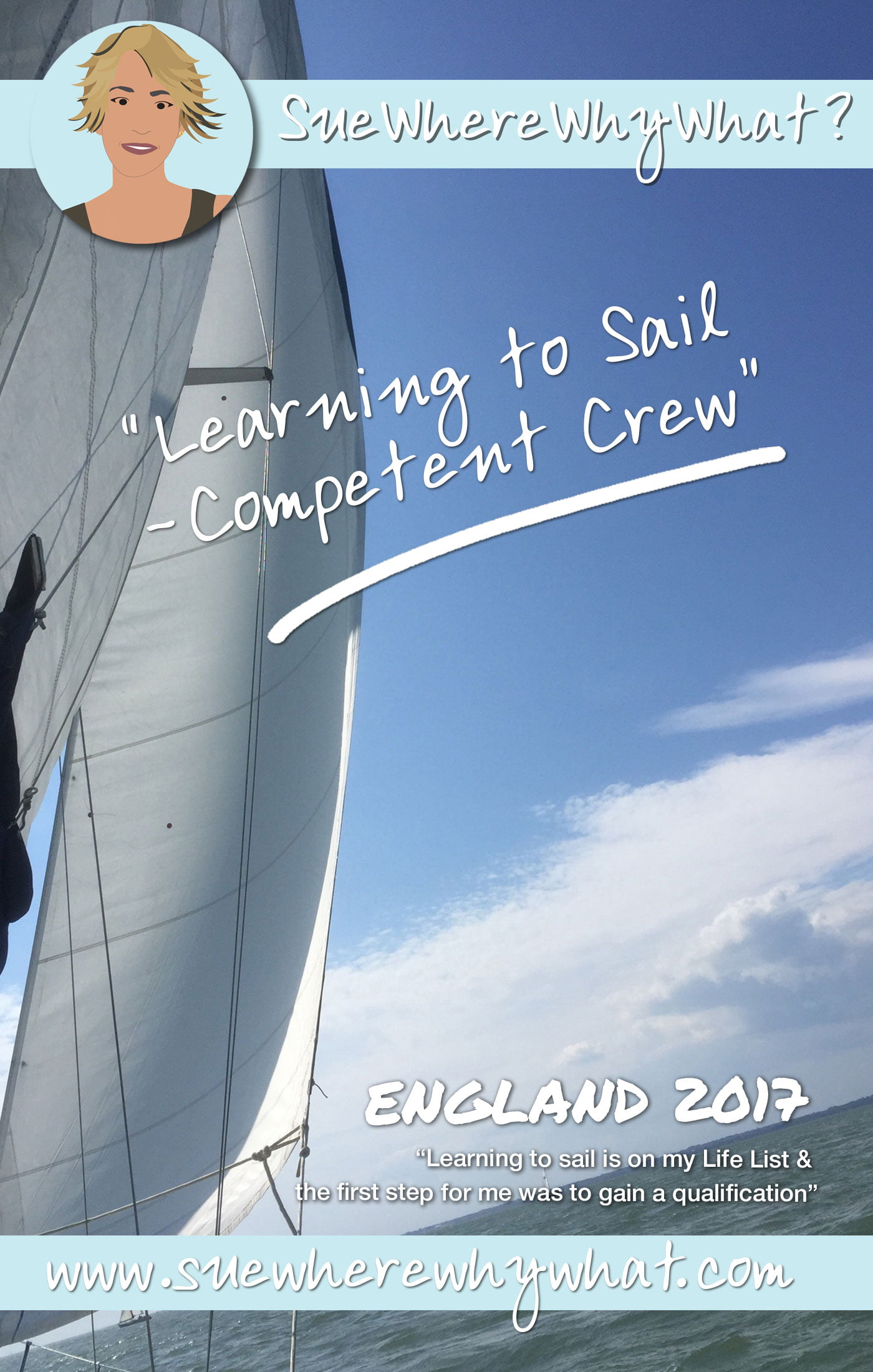 What to expect from a Learn to Sail, Competent Crew Course in Lymington, UK. Includes accommodation, food, what to take & day by day activities. Where to eat & drink along the Solent Coast.