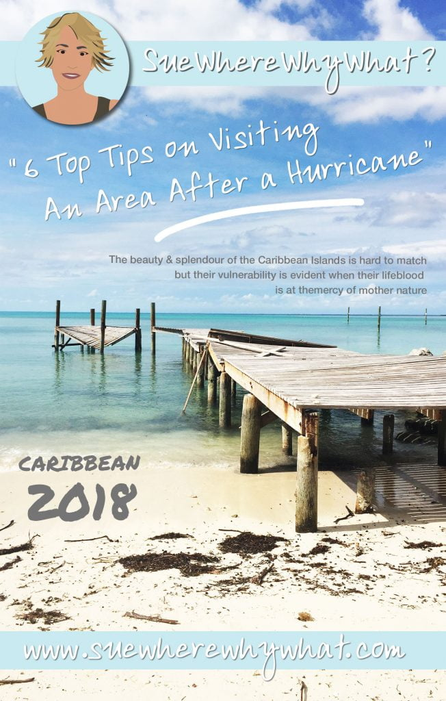 A broken jetty, Caribbean