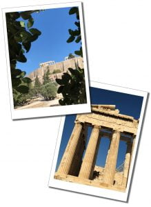 The Acropolis, Athens, Greece