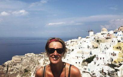 SueWhereWhyWhat, Oia, Santorini