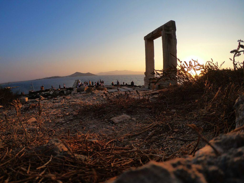 Portara, Naxos, Greece