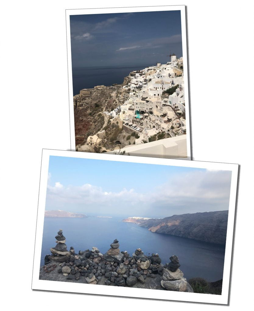 Santorini views, Greece