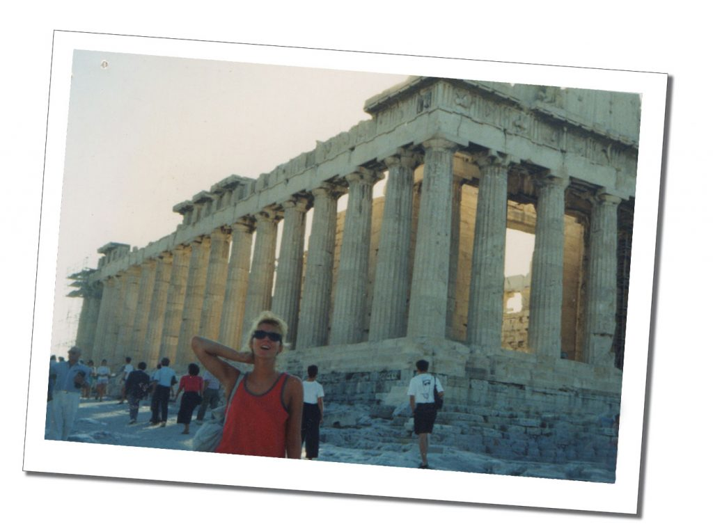 SueWhereWhyWhat, The Acropolis, Athens, Greece.