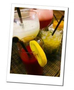 Cocktails, Puerto Pollensa, Majorca