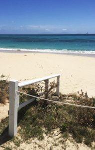Love Beach, Antigua