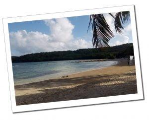 Non Such beach, Antigua, Caribbean