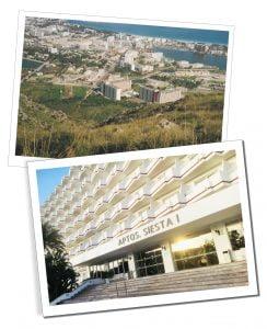 Siesta One apartments, Puerto Alcudia, Majorca