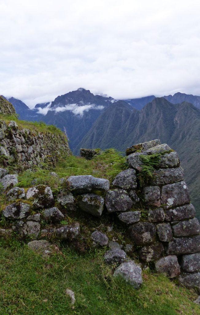 Ruins, The Inca Trail
