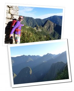 Suewherewhywhat, The Sungate, Machu Picchu, Peru
