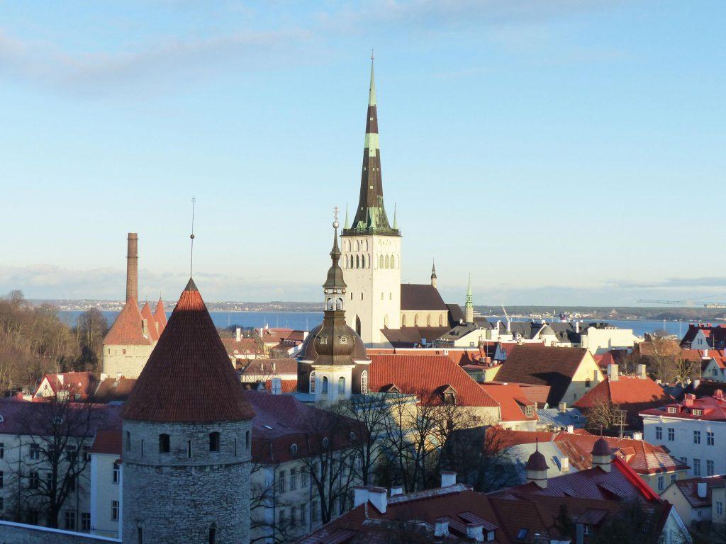 Tallinn, viewpoint